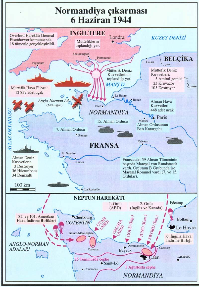 Tarih Haritaları Historical Maps